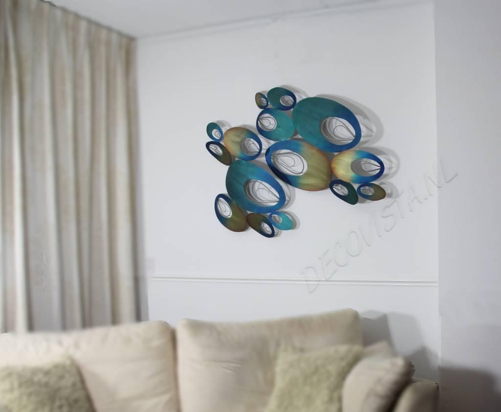 Artisan House Wall Sculpture Flotation – C (View 4 of 20)