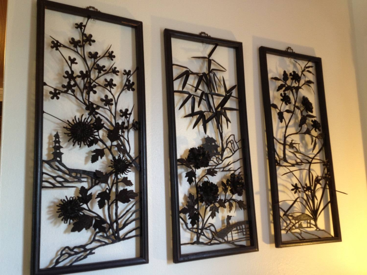 Asian Wall Art | Roselawnlutheran Pertaining To Most Popular Asian Wall Art Panels (View 3 of 20)
