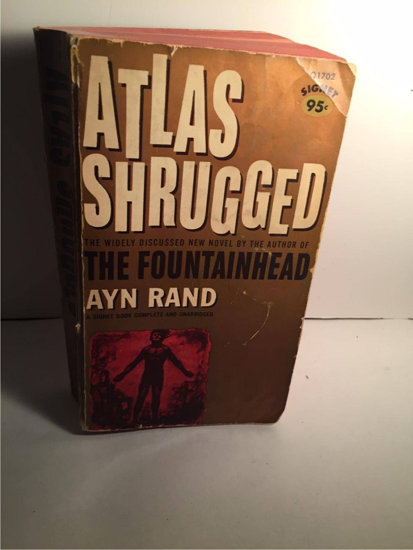 Atlas Shrugged – Abebooks Throughout 2018 Atlas Shrugged Cover Art (View 6 of 20)