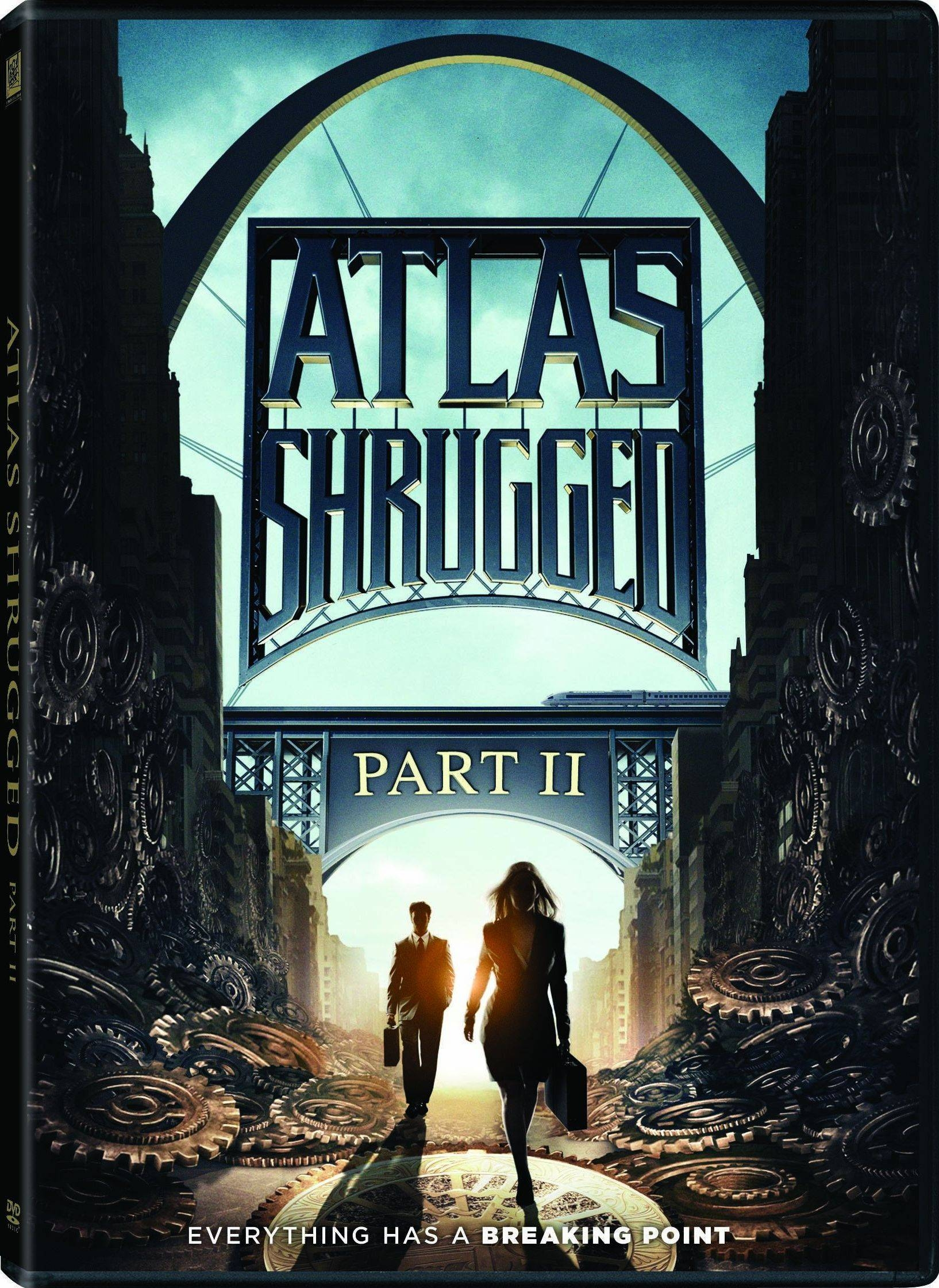 Atlas Shrugged: Part 2 Dvd Release Date February 19, 2013 With 2018 Atlas Shrugged Cover Art (View 9 of 20)