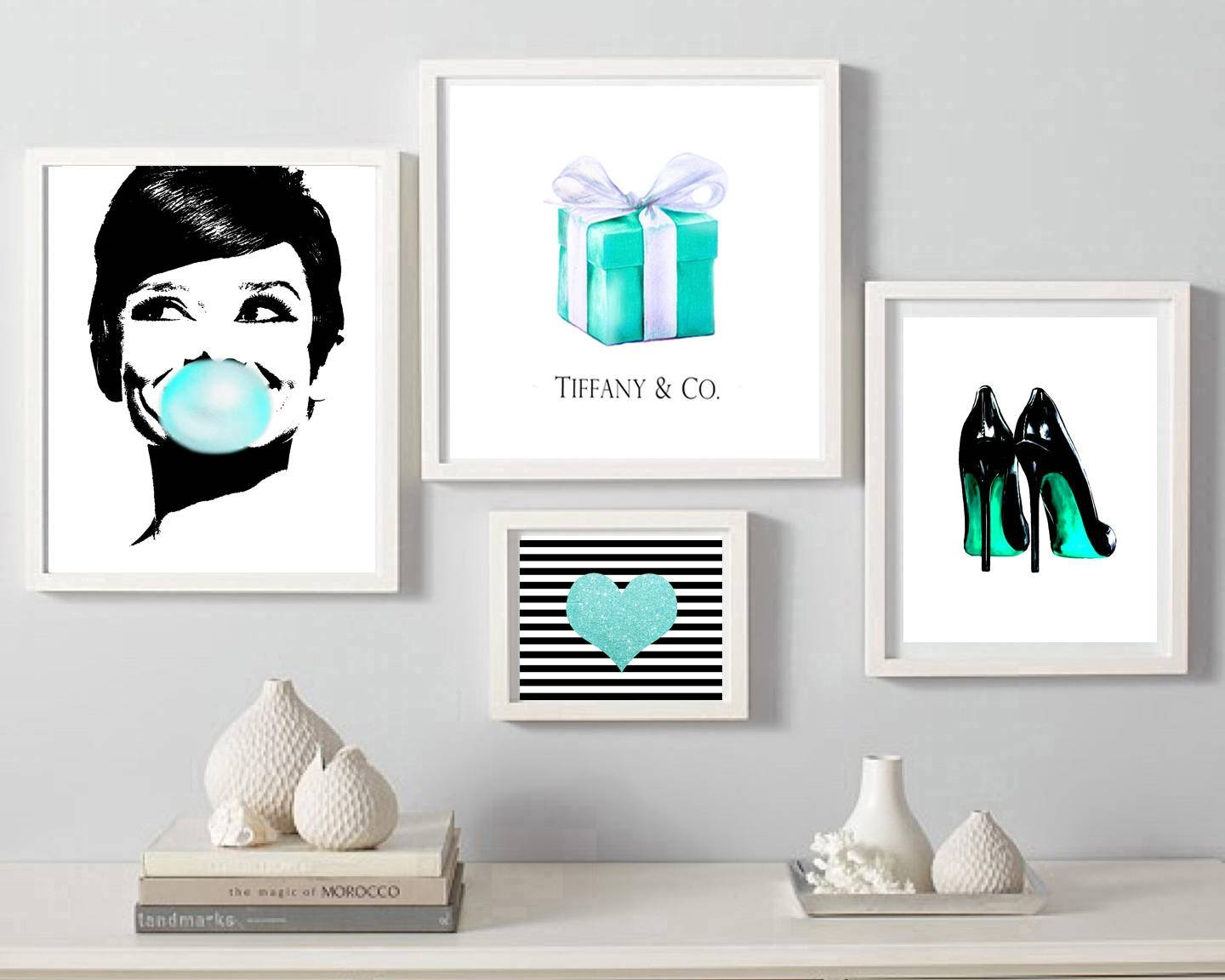 Featured Photo of Tiffany And Co Wall Art