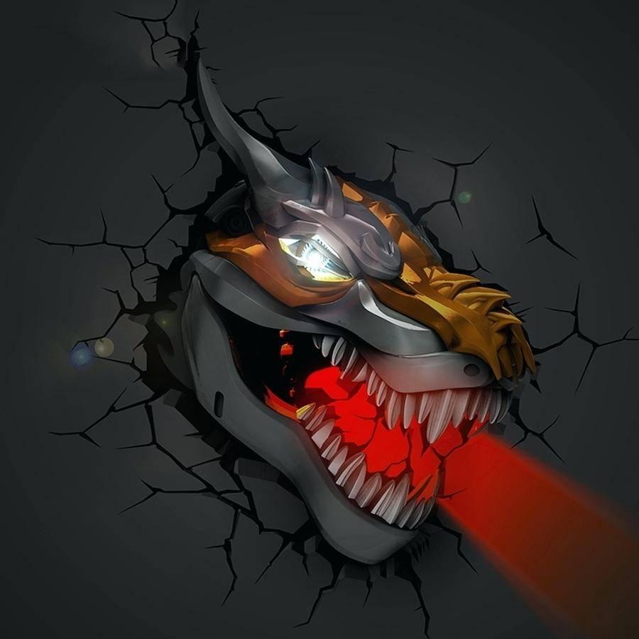 Avengers 3d Wall Lights Light Super Cool Nightstar Wars With Regard To Recent Avengers 3d Wall Art (View 9 of 20)