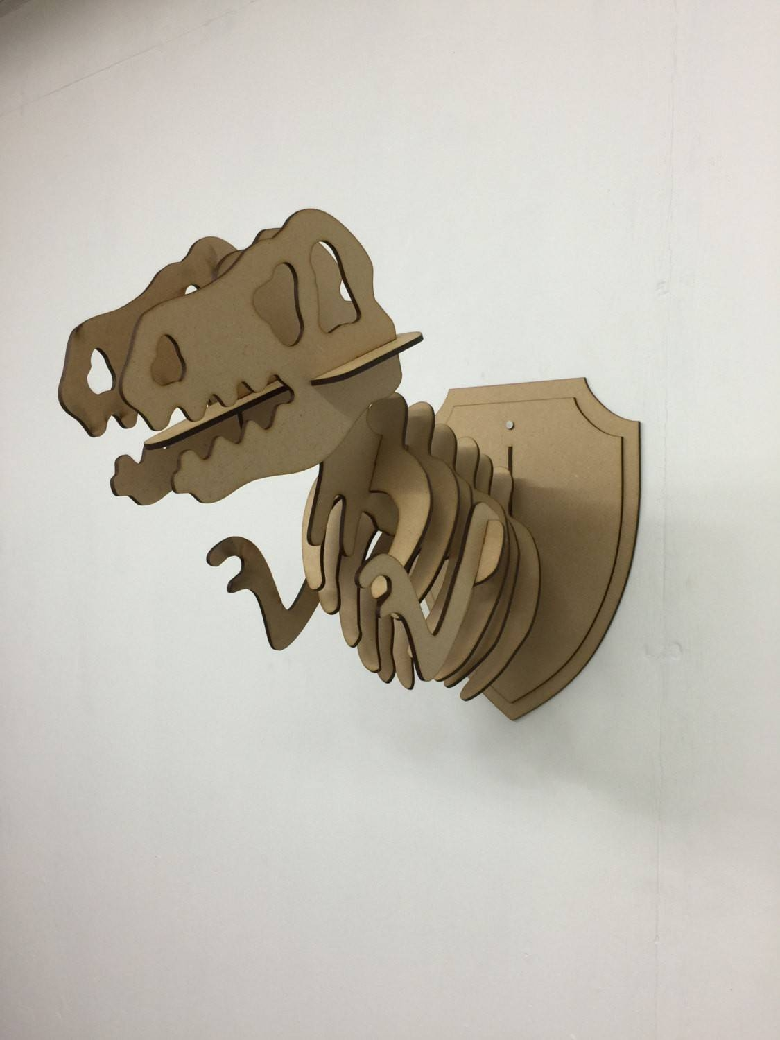 Awesome 3D Dinosaur Wall Art | About My Blog Regarding Best And Newest Dinosaurs 3D Wall Art (View 8 of 20)