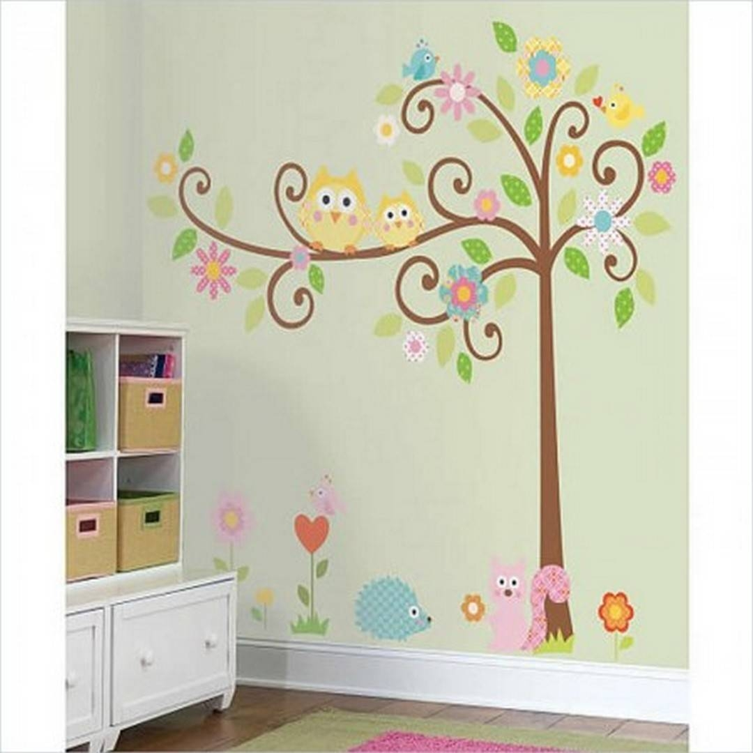 Ba Nursery Wall Art Ideas Makipera Inspiring Baby Wall Designs Throughout  Most Popular Baby Wall Art
