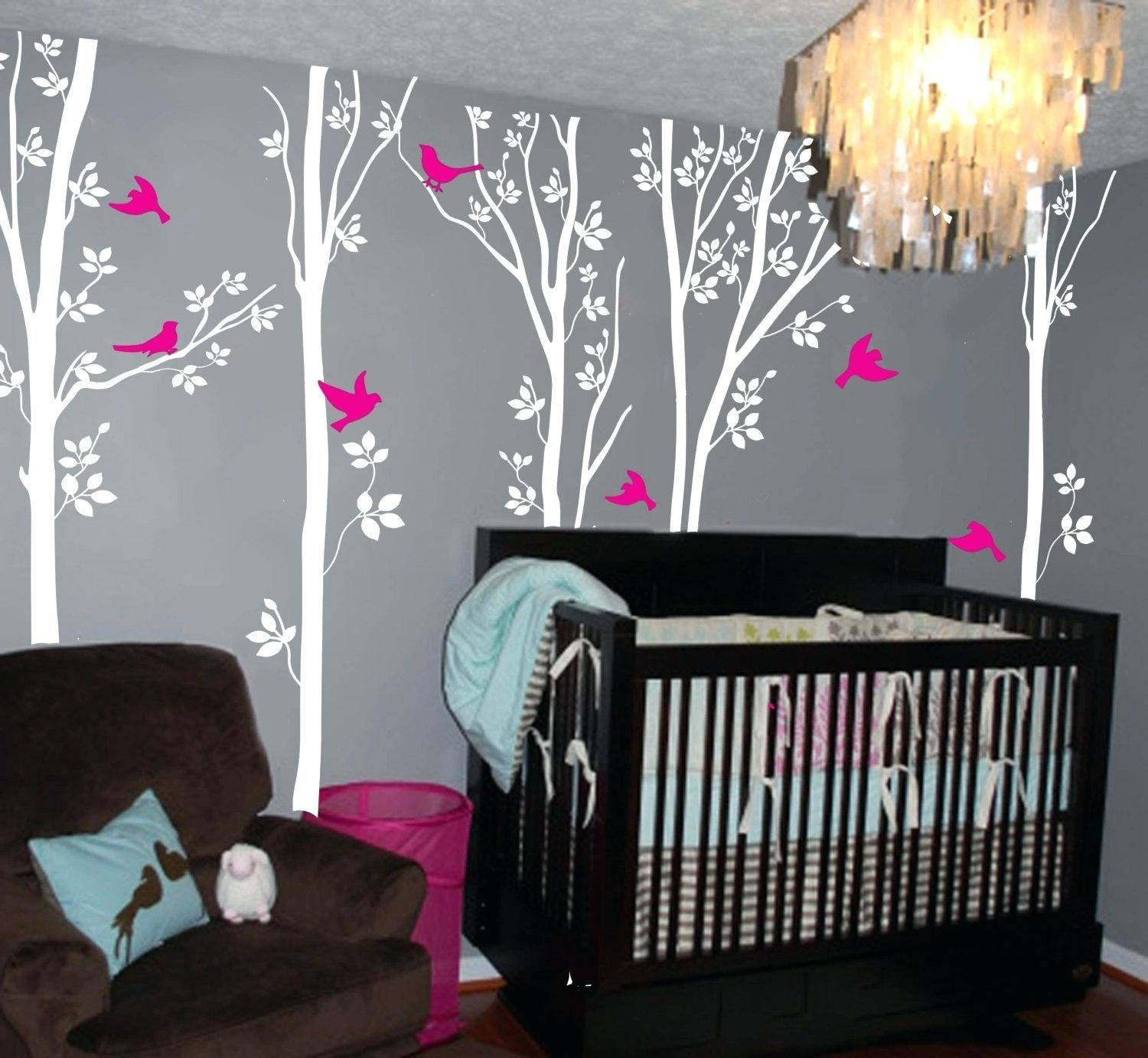 Baby Wall Art Decals – Gutesleben Inside 2017 Wall Art Deco Decals (View 1 of 20)