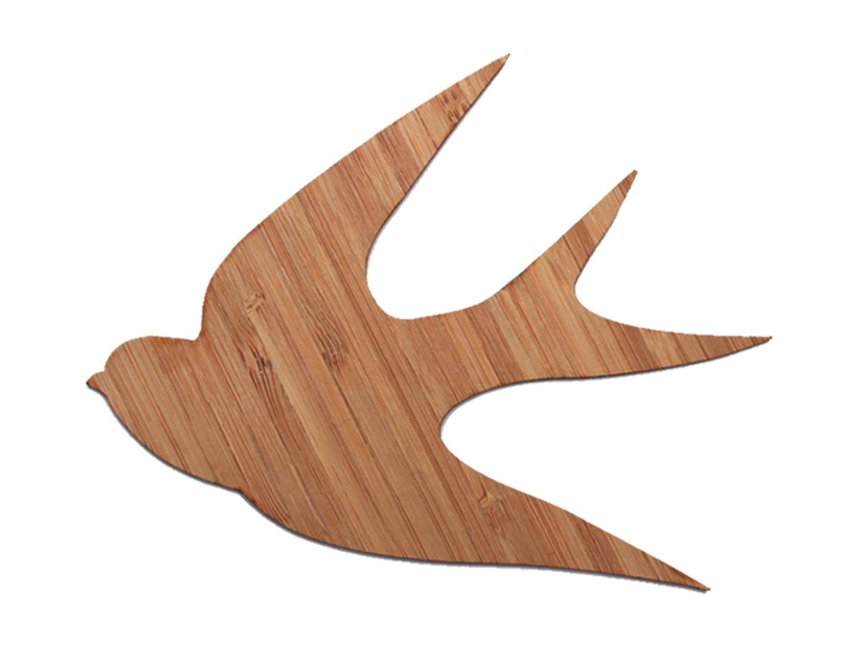 Bamboo Flock Of Birds Wall Art – Set Of 3 Flying Birds In Inside Recent Flock Of Birds Wall Art (View 3 of 25)