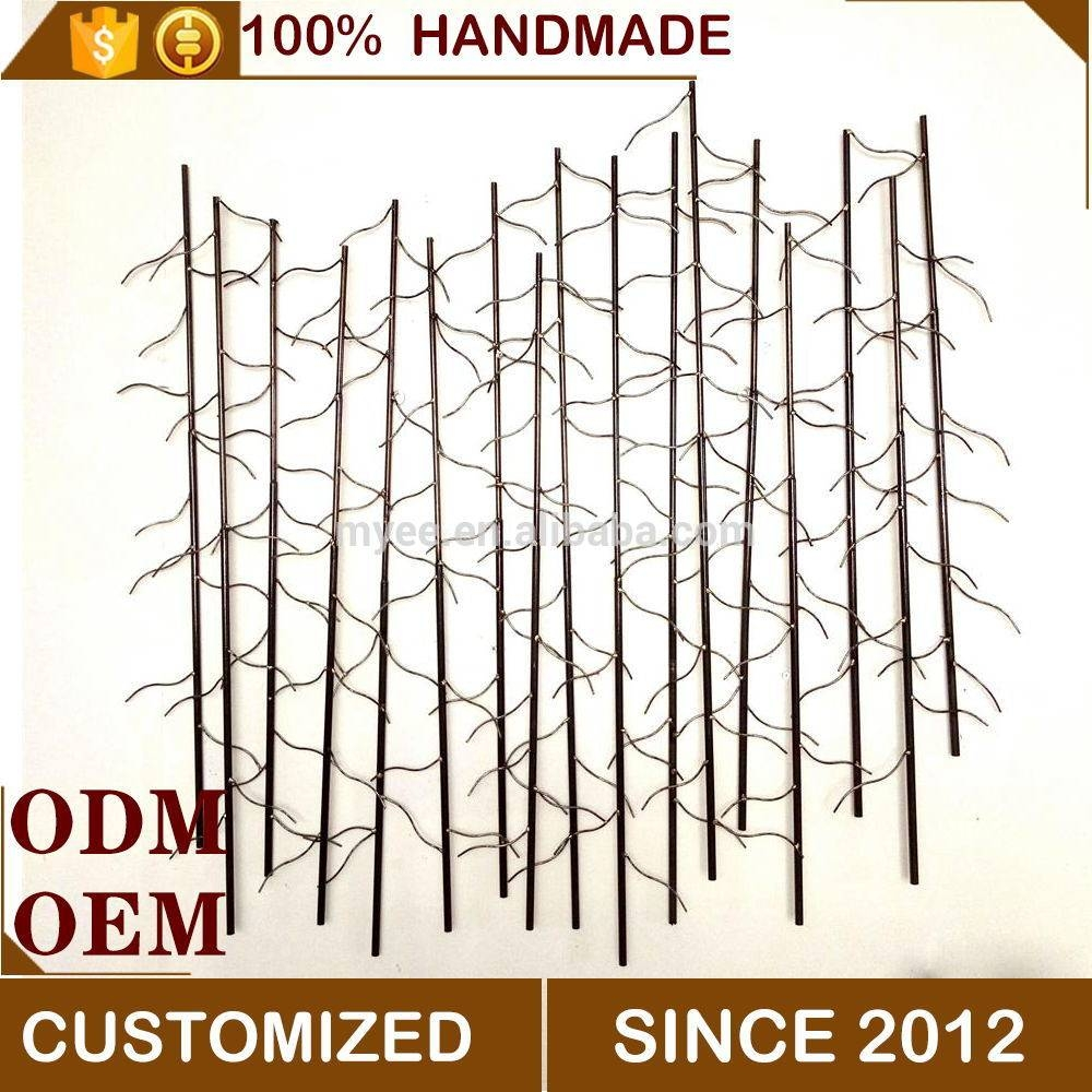 Bamboo Metal Wall Art, Bamboo Metal Wall Art Suppliers And With Regard To Most Recent Bamboo Metal Wall Art (View 14 of 25)