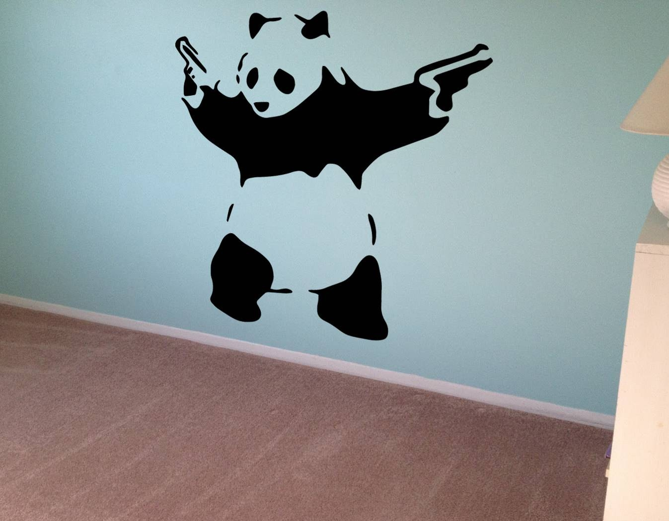 Featured Photo of Graffiti Wall Art Stickers