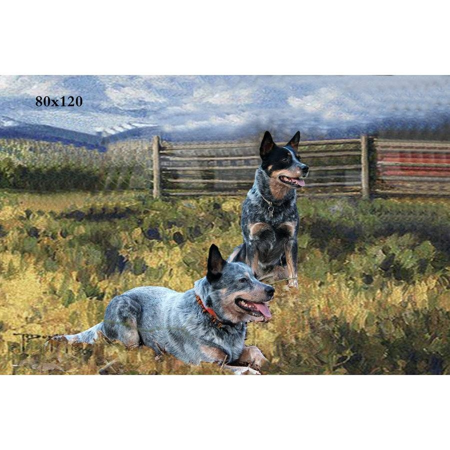 Bar Sign | Bar Decorations | Western Country Sign Pertaining To 2018 Dogs 3d Wall Art (View 12 of 20)