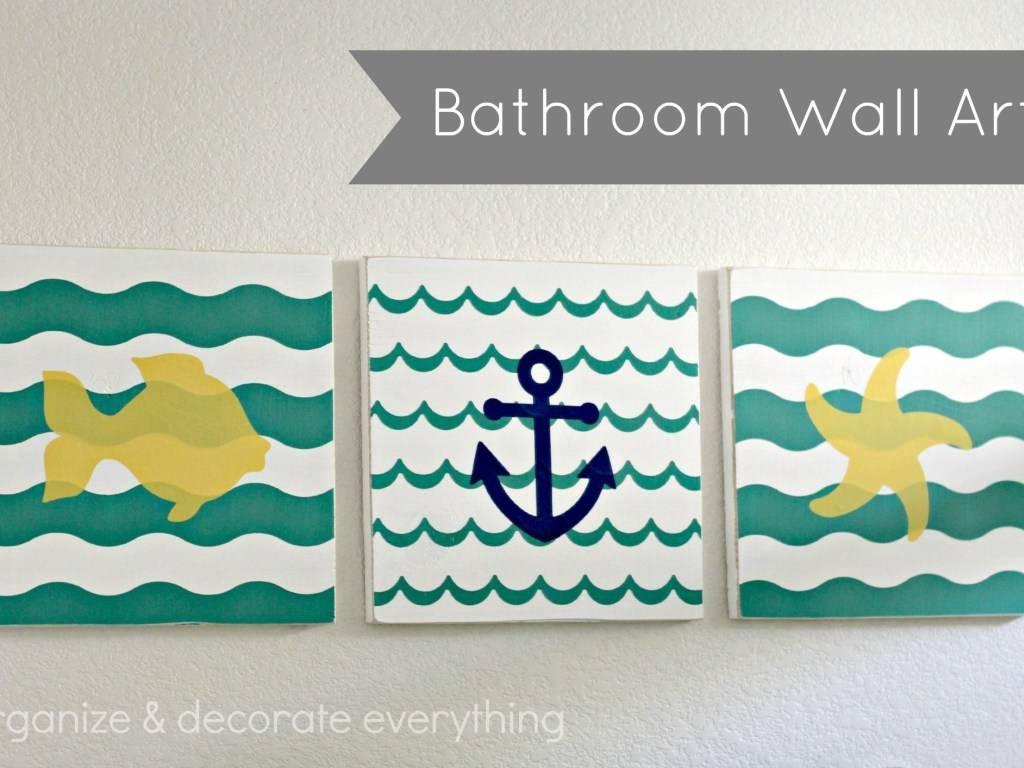 Bathroom : Wall Art For Bathroom 39 Bathroom Art Prints Bathroom Inside Most Recent Kids Bathroom Wall Art (View 4 of 20)