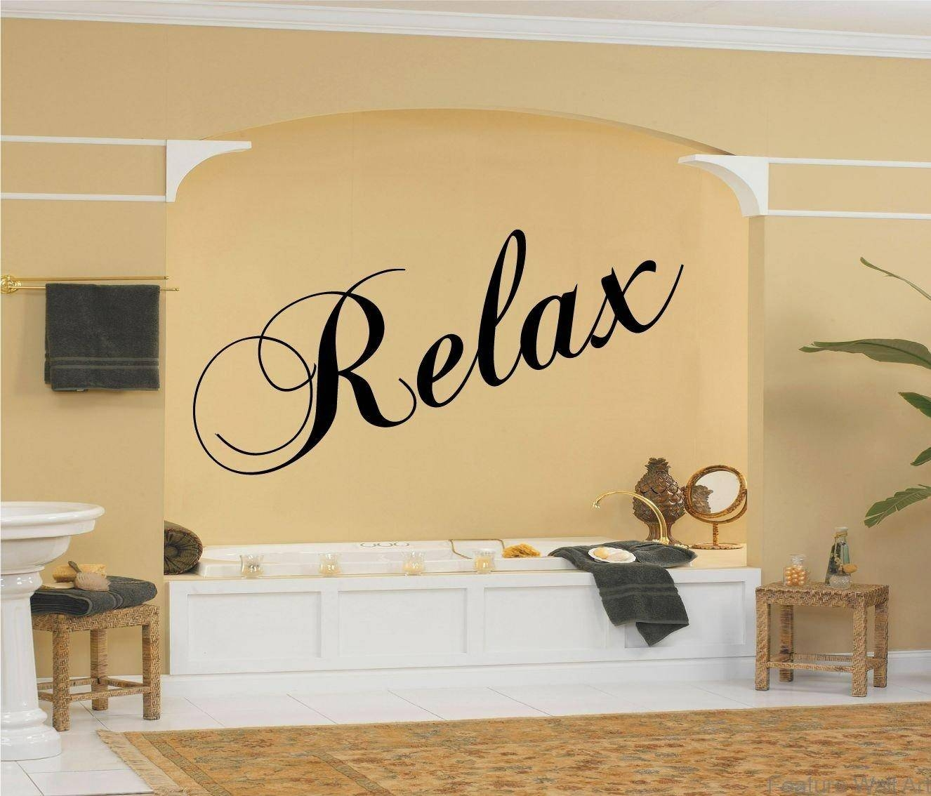 Bathroom Wall Art – Realie Throughout Most Up To Date Glamorous Wall Art (View 3 of 30)