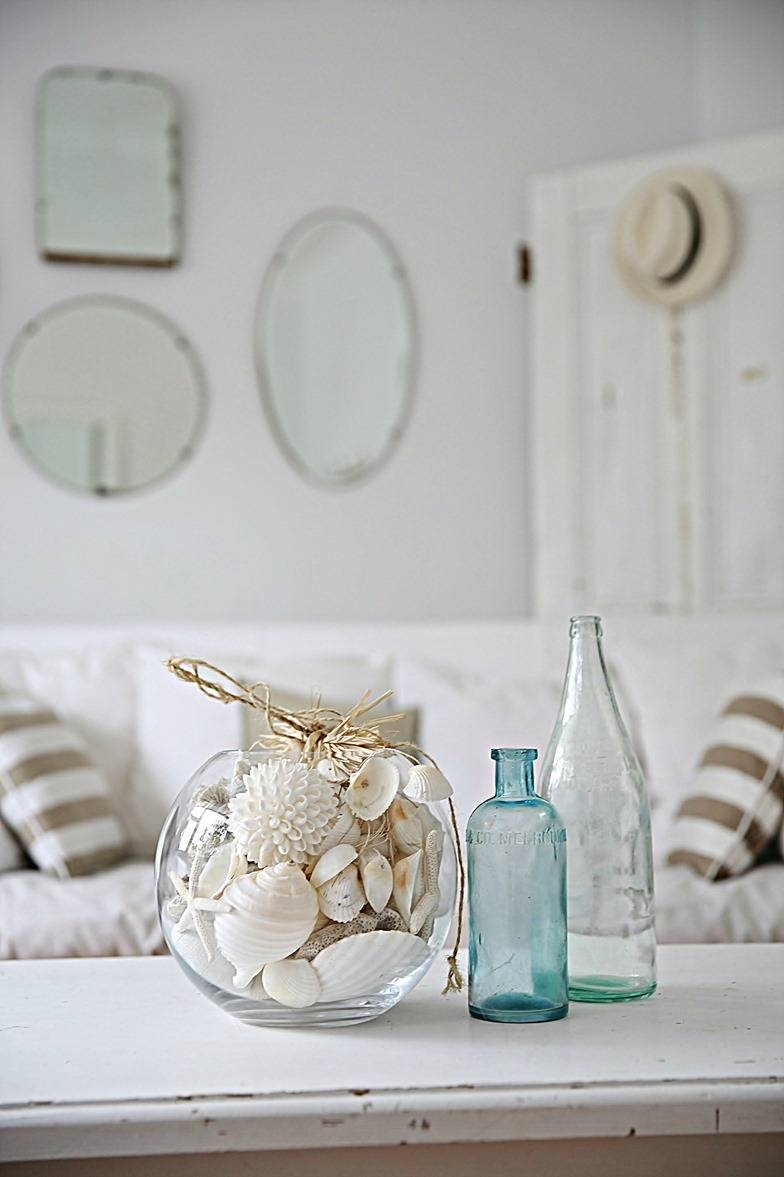 Beach Cottage Wall Decor The Home Design : White For Easy Yet Throughout Most Recently Released Beach Cottage Wall Decors (View 7 of 25)