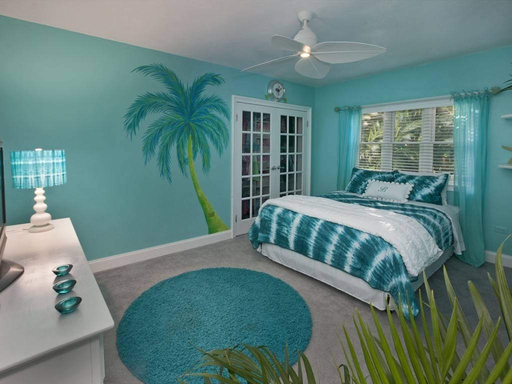 Beach Themed Bedrooms Also With A Beach Bedding Sets Also With A Regarding Newest Beach Wall Art For Bedroom (View 5 of 20)