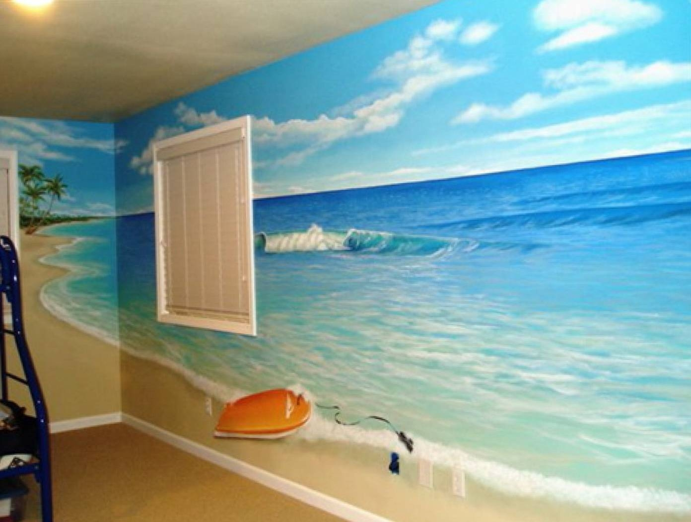 Beach Wall Art Ideas   Home Design Ideas With 2018 Beach 3D Wall Art (View 10 of 20)