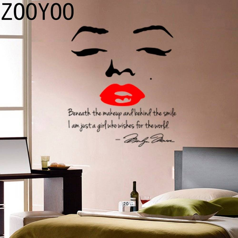 Beauteous 60+ Marilyn Monroe Wall Art Decorating Design Of 48 With Regard To Latest Marilyn Monroe Wall Art Quotes (View 12 of 25)