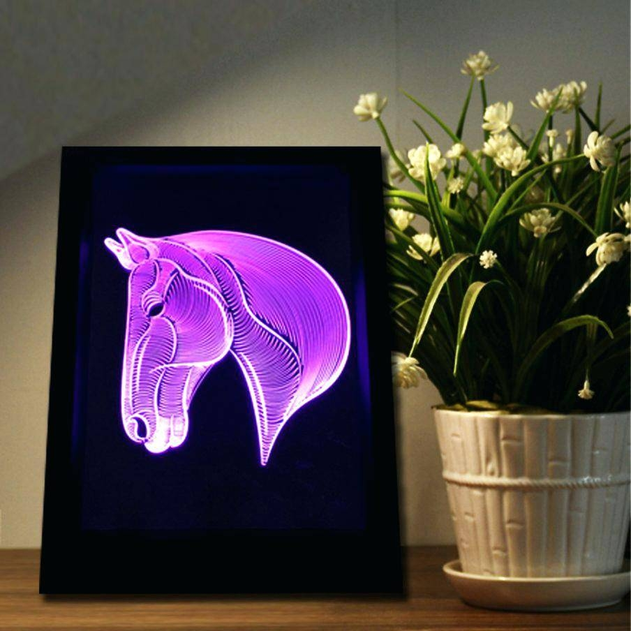 Beautiful Wall Art Nightlight Hammer D Photo Frame Lamp The For Newest 3d Wall Art Night Light Spiderman Hand (View 11 of 20)