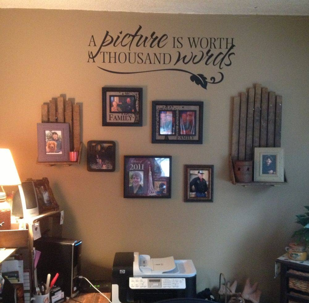 Beautiful Word Art For Walls Wooden Word Art Decor Framed Word Art With Most Recently Released Wooden Word Wall Art (View 12 of 30)