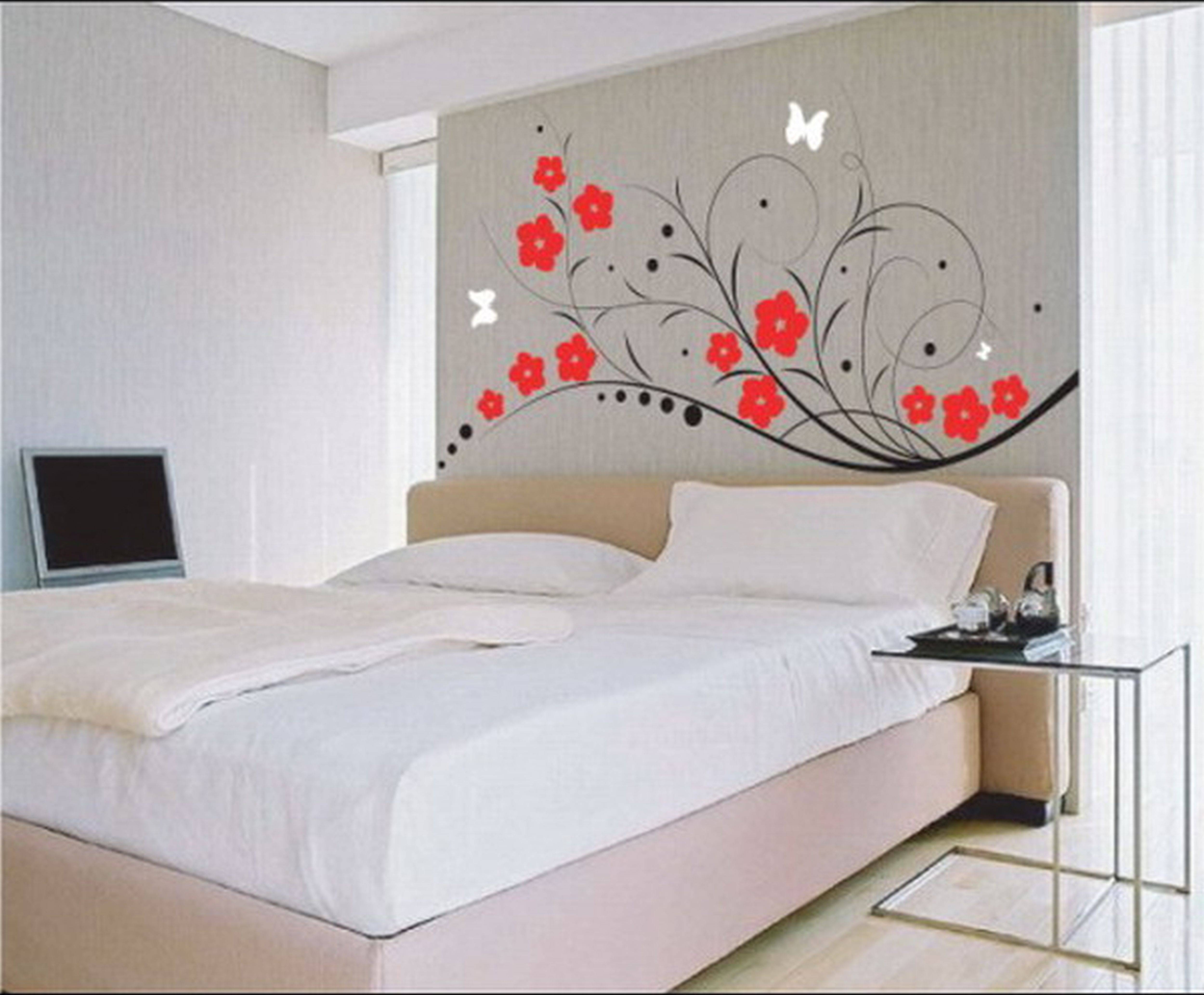 Bedroom : Cool Wall Decor Large Wall Art Cheap Bedroom Paint Room Throughout Current Large White Wall Art (View 5 of 20)