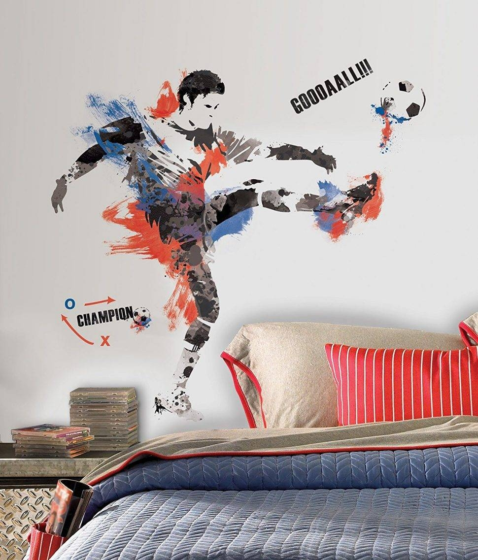 Bedroom Design : Amazing Wall Decals For Living Room Wall Sticker Within Recent Space 3D Vinyl Wall Art (View 4 of 20)