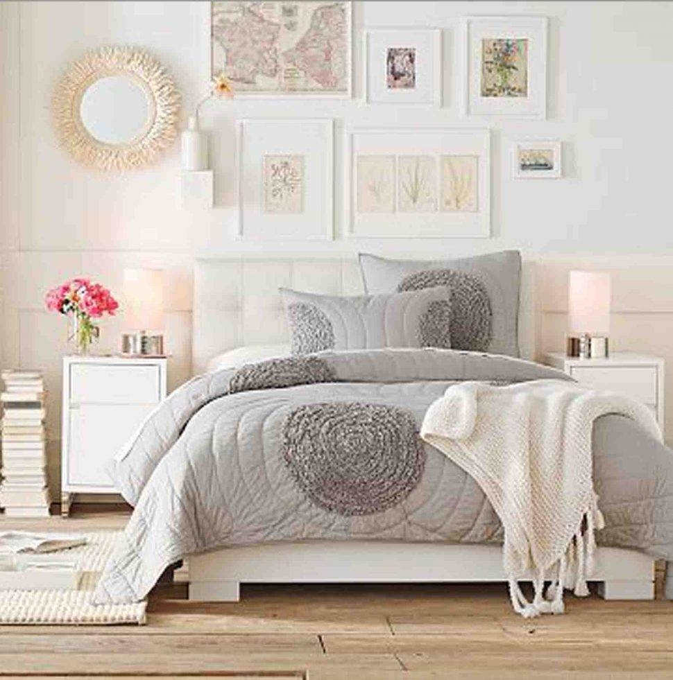 Bedroom Design : Amazing White Wall Art Bedroom Canvas Wall Decor With Most Recent Large White Wall Art (View 6 of 20)