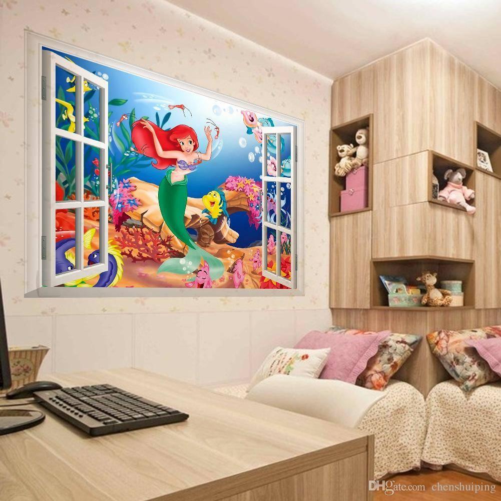 Bedroom : Medium Bedroom Wall Decor 3d Medium Hardwood Decor Lamp Pertaining To 2018 Bedroom 3d Wall Art (View 16 of 20)