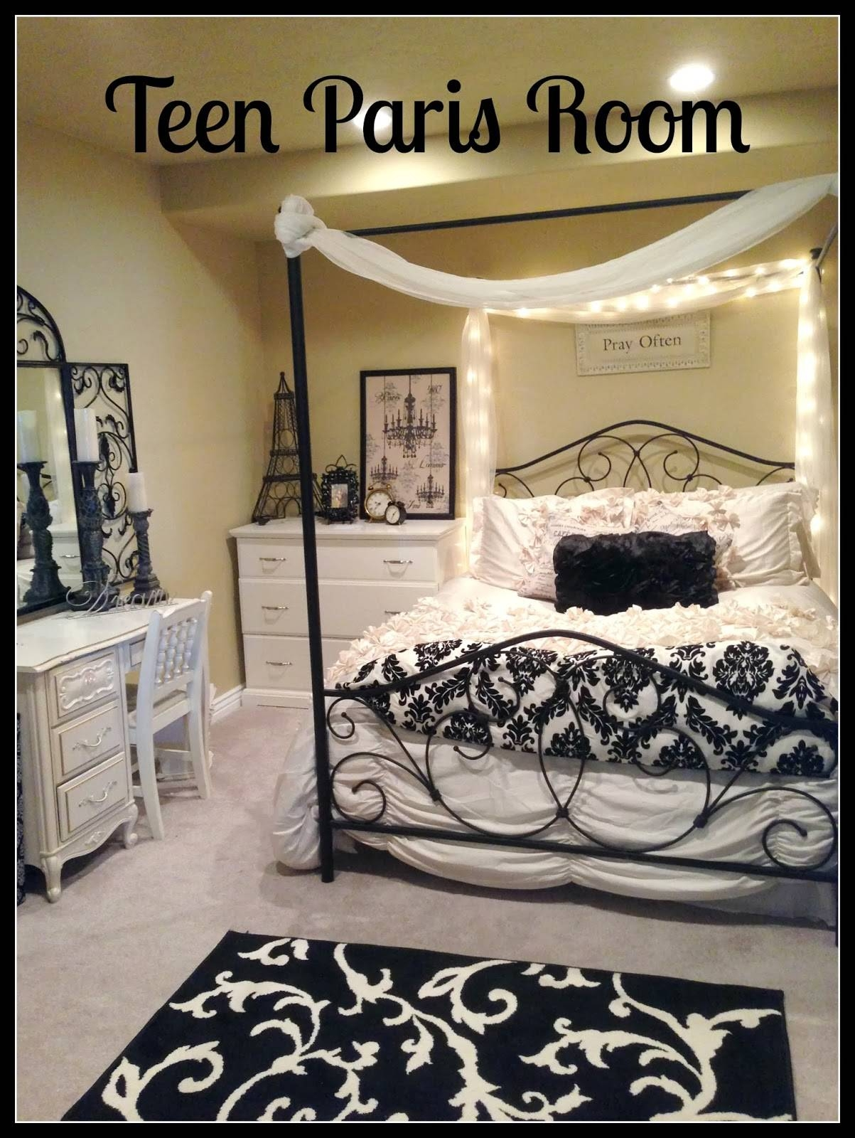 Bedroom : Paris Bed Comforter With Paris Wall Art Decor Also Paris Inside Most Popular Paris Themed Wall Art (View 2 of 20)