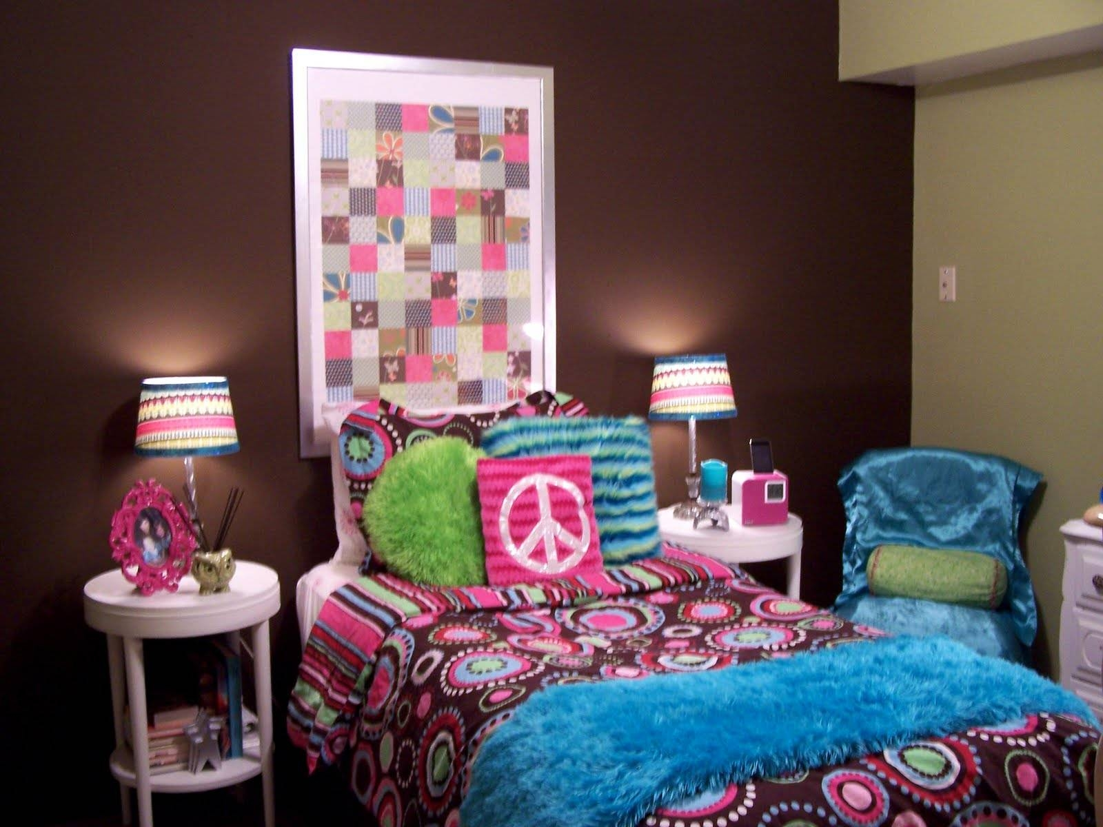 Bedroom : Simple Teenage Girl Picture Teens Colors Affordable Cute With Regard To Most Up To Date Wall Art For Teens (View 17 of 20)