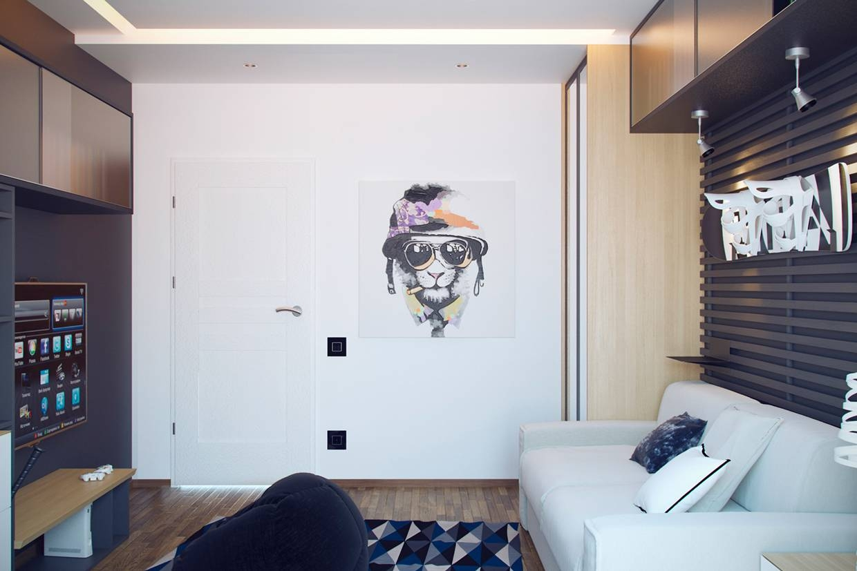 Bedroom : Splendid Awesome Cool Wall Art Breathtaking Teenager Pertaining To Most Recently Released Wall Art For Teenagers (View 5 of 25)