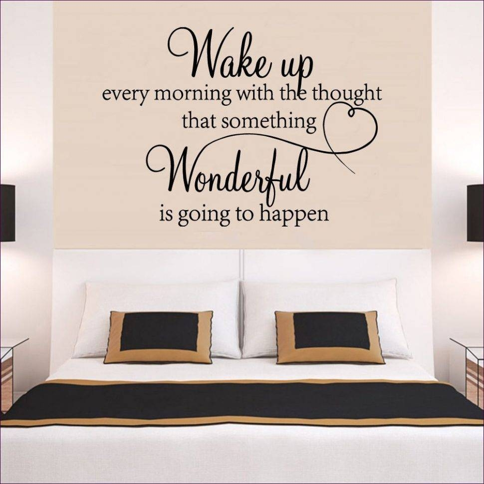 Bedroom : Wall Art Quotes Wall Mural Decal Kids Bedroom Decals For 2018 Paris Vinyl Wall Art (View 12 of 20)