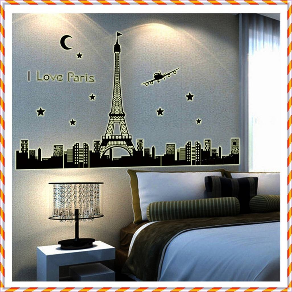 Bedroom : Wall Art Quotes Wall Mural Decal Kids Bedroom Decals With Most Recently Released Vinyl 3D Wall Art (View 9 of 20)