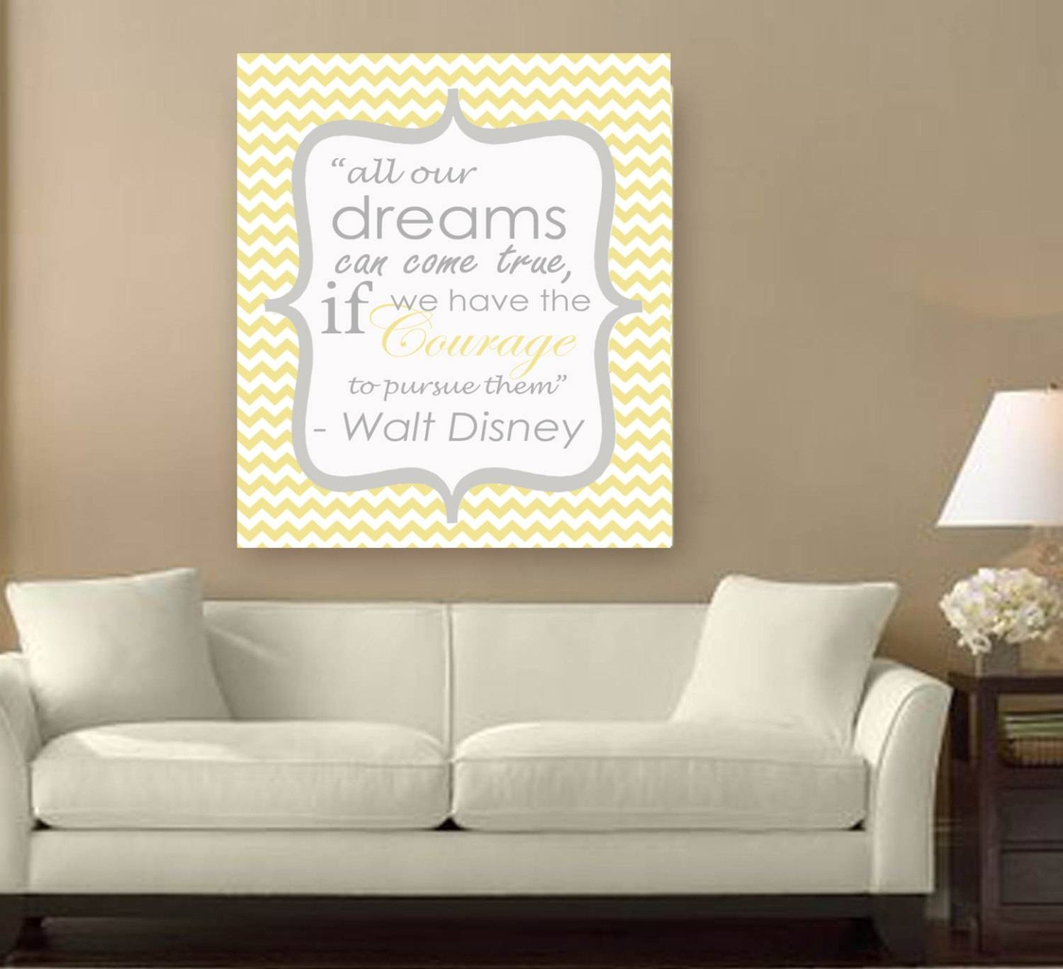 20 inspirations of diy canvas wall art quotes for Best quotes for wall art