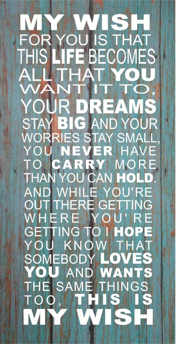 Best 25+ Birthday Quotes Ideas On Pinterest   Dad Birthday Quotes Pertaining To Most Up To Date Happy Birthday Wall Art (View 2 of 20)