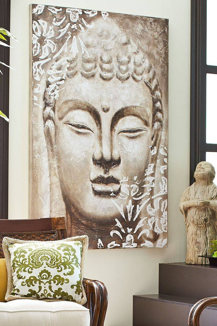 20 collection of 3d buddha wall art Best wall decor