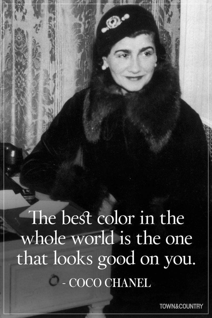 Best 25+ Chanel Quotes Ideas On Pinterest | Coco Chanel Quotes Inside Latest Coco Chanel Quotes Framed Wall Art (View 3 of 30)