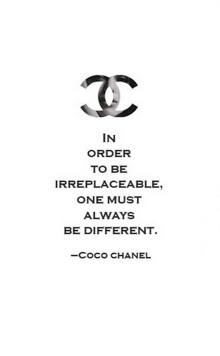 Best 25+ Coco Chanel Quotes Ideas On Pinterest | Chanel Quotes With 2017 Coco Chanel Quotes Framed Wall Art (View 8 of 30)