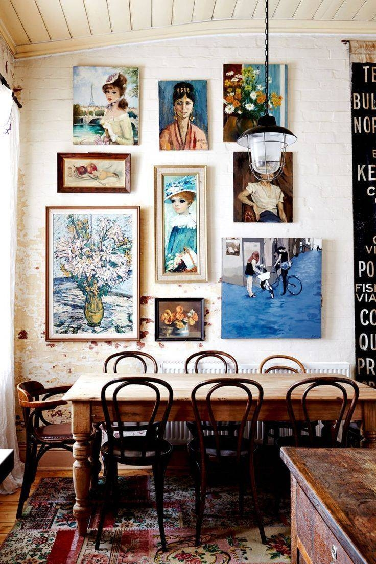 Best 25+ Dining Room Art Ideas On Pinterest | Dining Room Wall Inside Latest Wall Art For Dining Room (View 7 of 20)