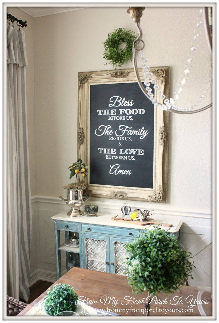Best 25+ Dining Room Wall Art Ideas On Pinterest | Dining Room Art Intended For Best And Newest Kitchen And Dining Wall Art (View 5 of 25)