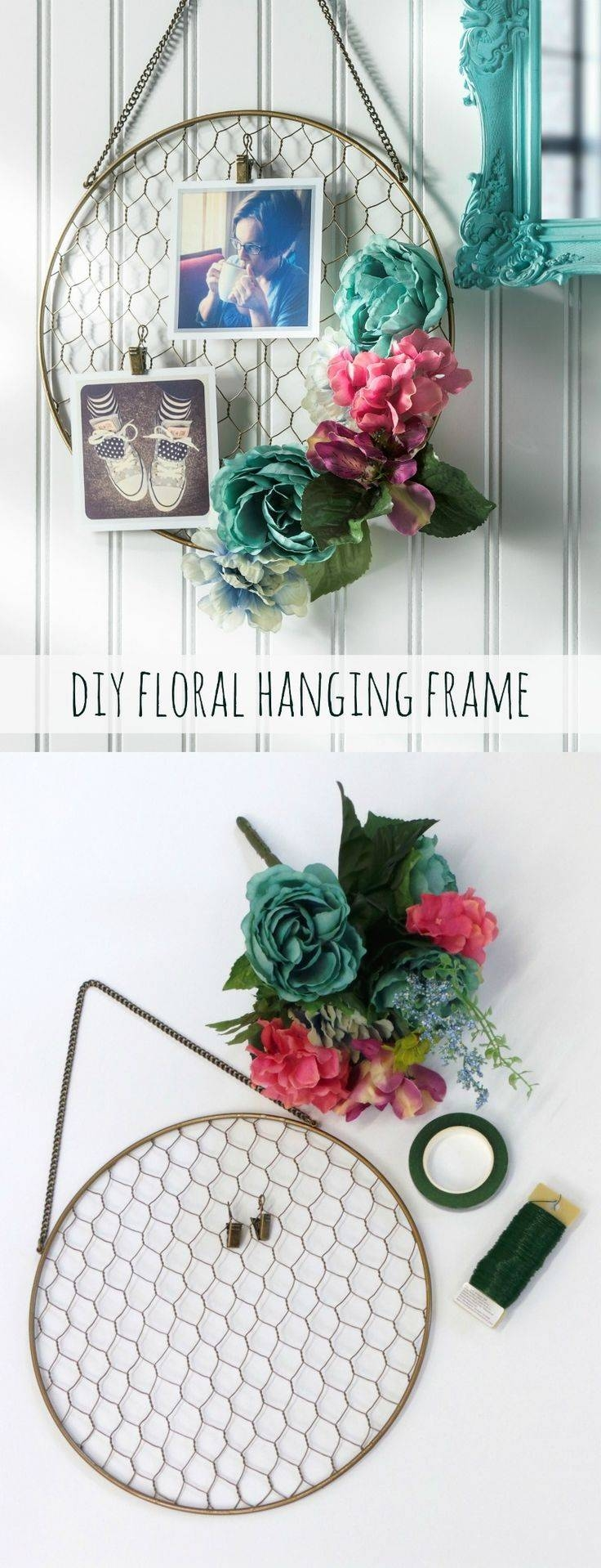 Best 25+ Diy Wall Flowers Ideas On Pinterest | Paper Flowers Diy Throughout Recent Floral & Plant Wall Art (View 6 of 25)