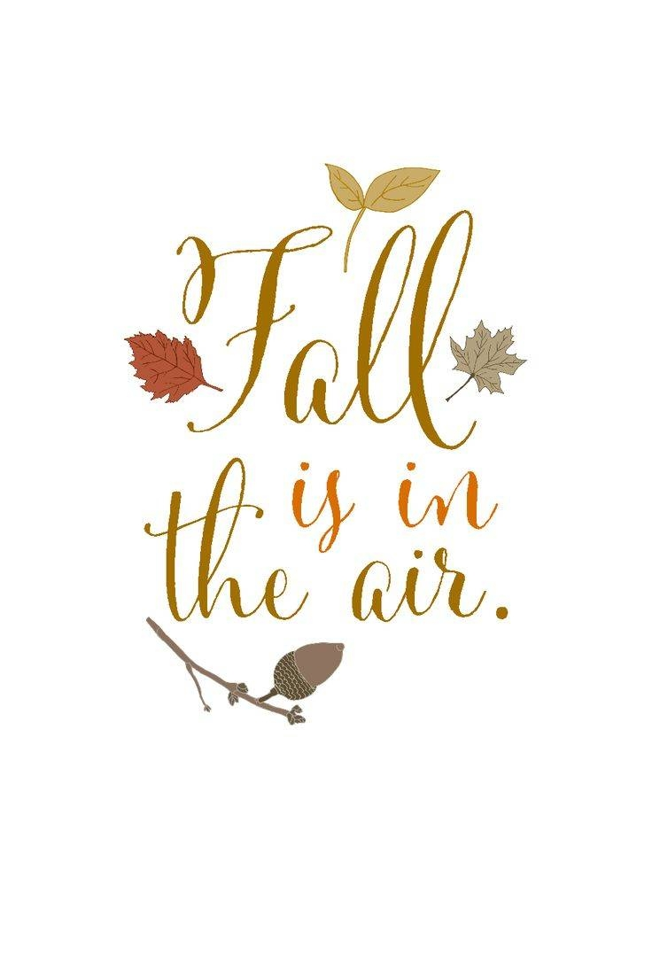Best 25+ Fall Season Quotes Ideas On Pinterest | Fall Quotes, Fall With Regard To 2017 Autumn Inspired Wall Art (View 10 of 25)