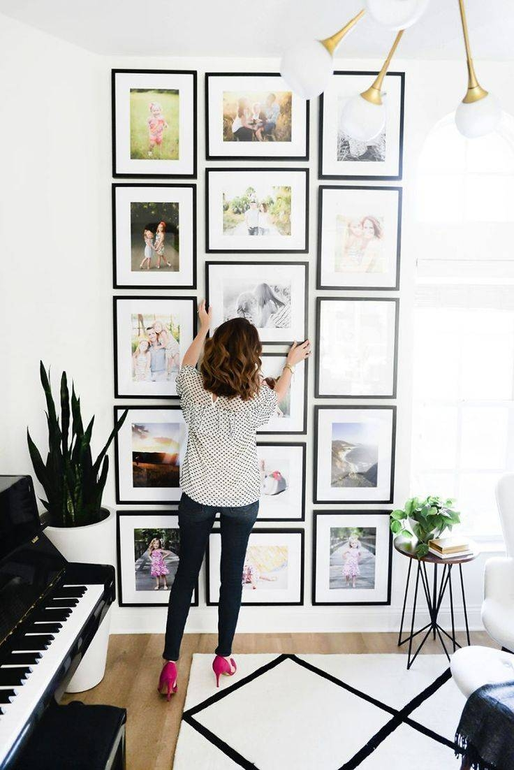Best 25+ Family Wall Ideas On Pinterest | Family Wall Decor For Recent Wall Art Decor For Family Room (View 15 of 20)