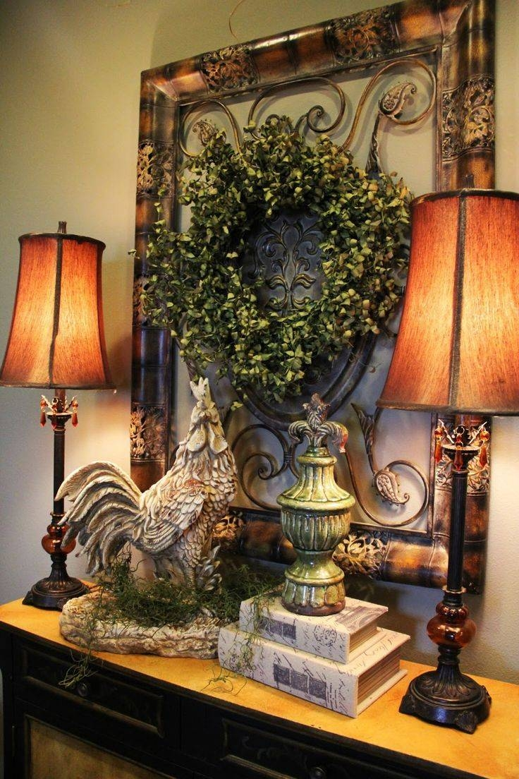 Best 25+ French Country Decorating Ideas On Pinterest | Country With Latest Country French Wall Art (View 4 of 30)