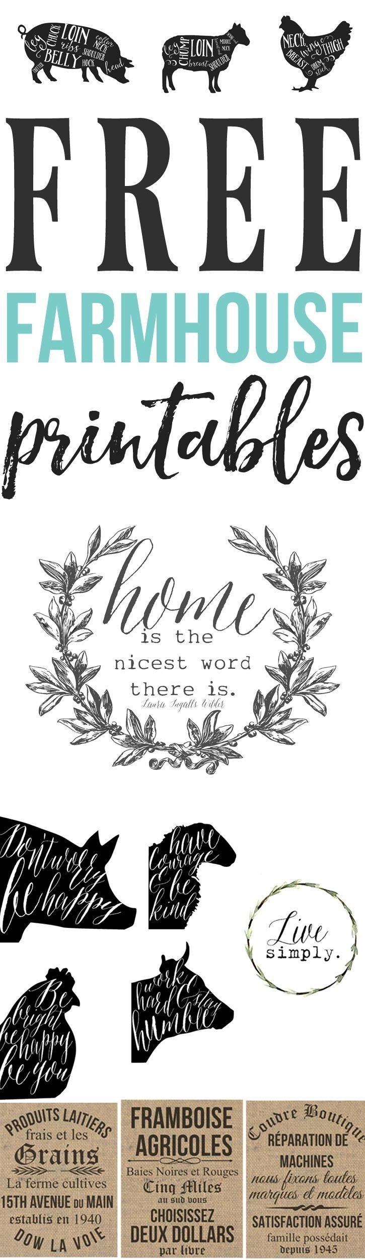 Best 25+ French Farmhouse Decor Ideas On Pinterest | French Within Current Country French Wall Art (View 29 of 30)