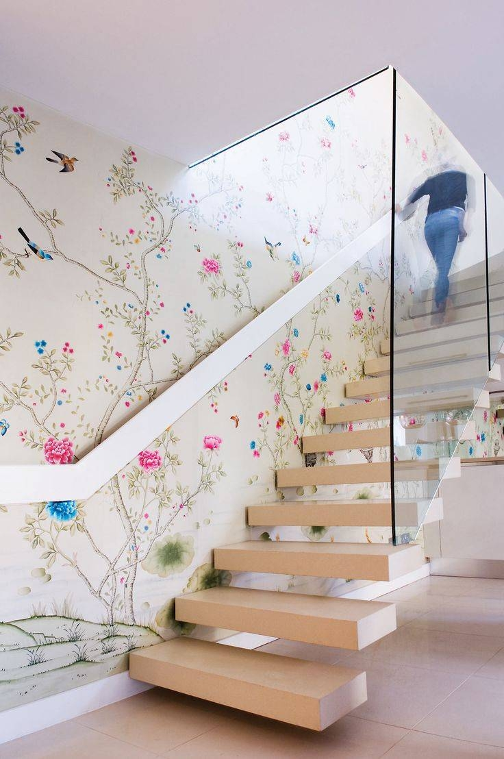 Best 25+ Handmade Wallpaper Ideas On Pinterest | Lino Design Intended For Best And Newest Chinoiserie Wall Art (View 19 of 30)