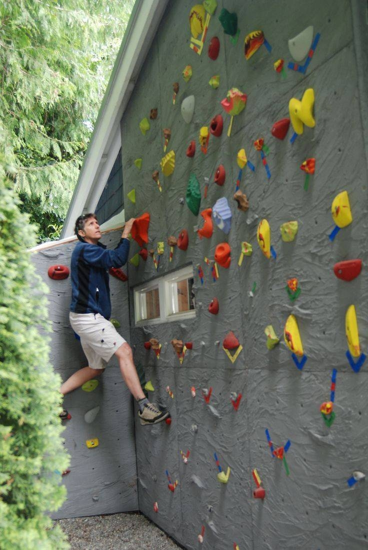 Best 25+ Home Climbing Wall Ideas On Pinterest | Climbing Wall Pertaining  To Most Up