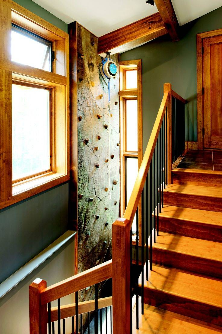 Top 20 of Home Bouldering Wall Design