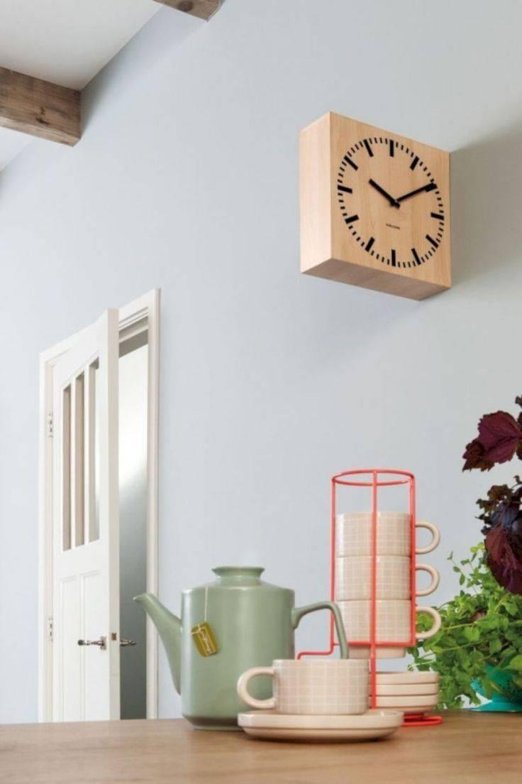 Best 25+ Kitchen Wall Clocks Ideas On Pinterest | Kitchen Clocks Inside Newest Italian Ceramic Wall Clock Decors (View 12 of 25)