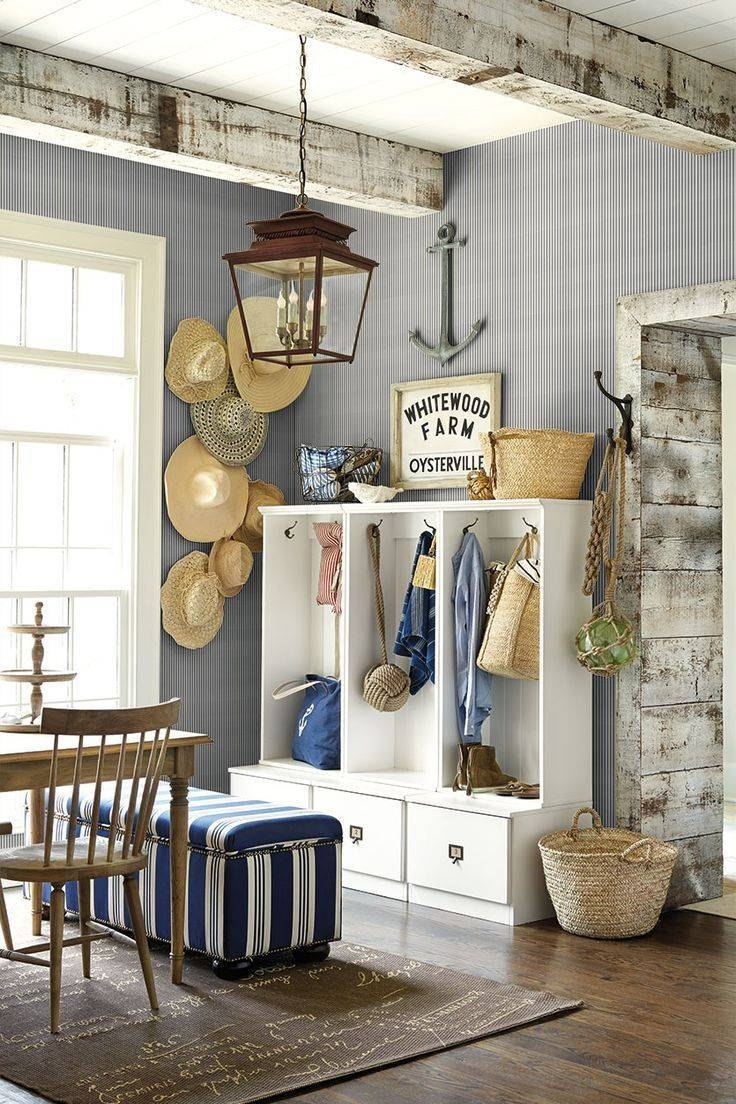 Best 25+ Lake Cottage Decorating Ideas On Pinterest | Lake House With Most Popular Beach Cottage Wall Decors (View 4 of 25)