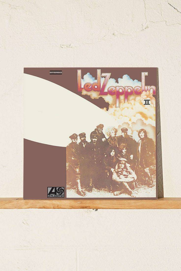 Best 25+ Led Zeppelin Ii Ideas On Pinterest | Led Zeppelin Albums Pertaining To Recent Led Zeppelin 3D Wall Art (View 8 of 20)