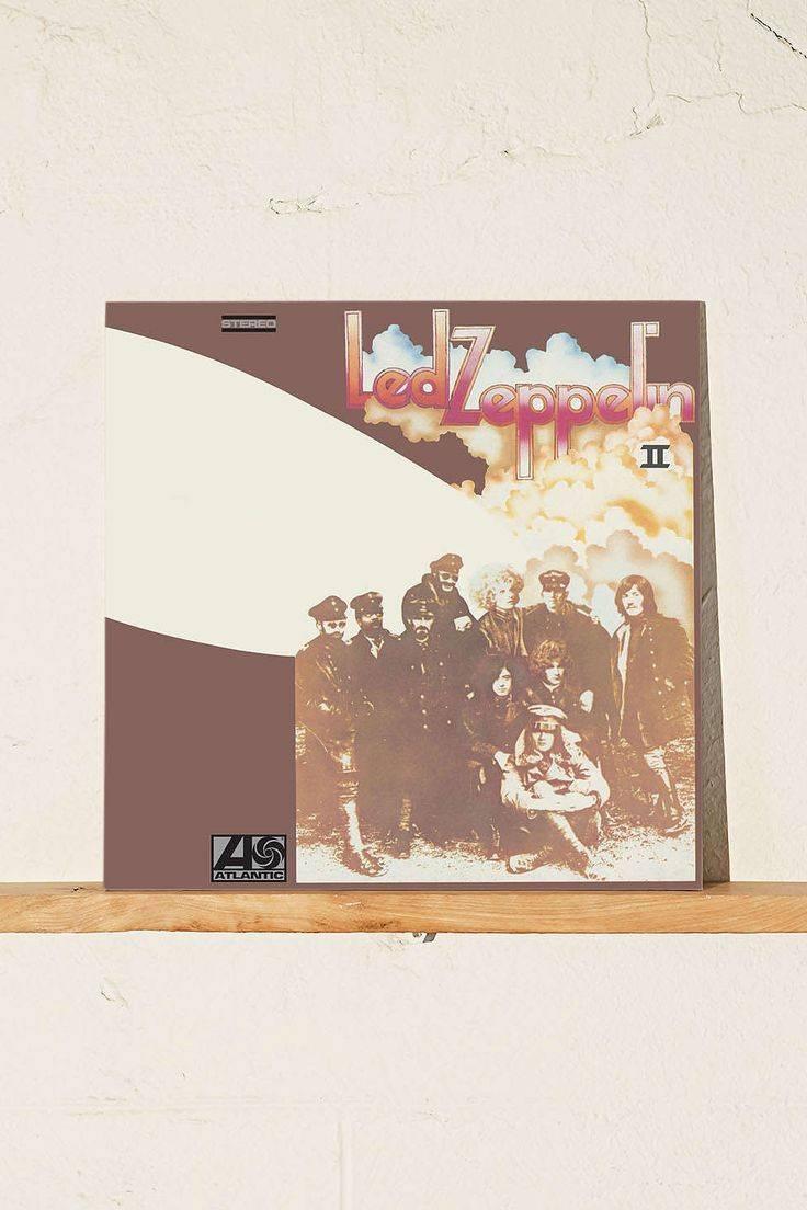 Best 25+ Led Zeppelin Ii Ideas On Pinterest | Led Zeppelin Albums Pertaining To Recent Led Zeppelin 3D Wall Art (View 18 of 20)