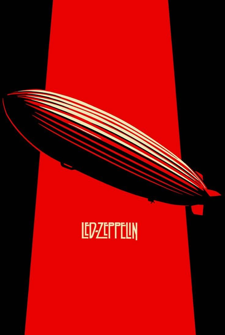 Best 25+ Led Zeppelin Logo Ideas On Pinterest | Led Zeppelin Pertaining To Most Current Led Zeppelin 3D Wall Art (View 9 of 20)